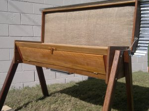 Hardwood Top Bar Hive
